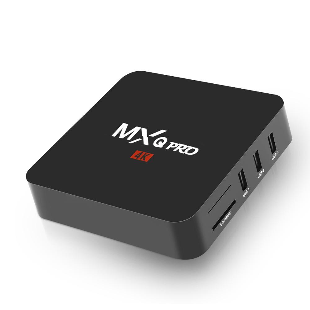 SUNNZO Thiết bị kết nối Internet cho TV Nhà máy sản xuất trực tiếp chip Android 7.1 RK3229 chip 1 +