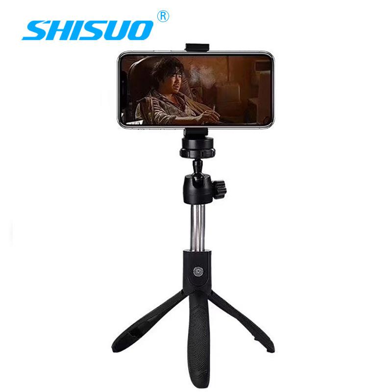 SHISUO Gây tự sướng Chế độ riêng tư K05 Bluetooth hẹn giờ tự động từ xa ba chân cao cấp điện thoại d
