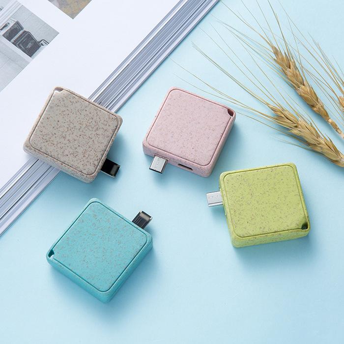 ZHUOSHANG Pin sạc dự bị Có thể tái chế giấy nhỏ không dùng một lần điện di động mini sạc khẩn cấp kh