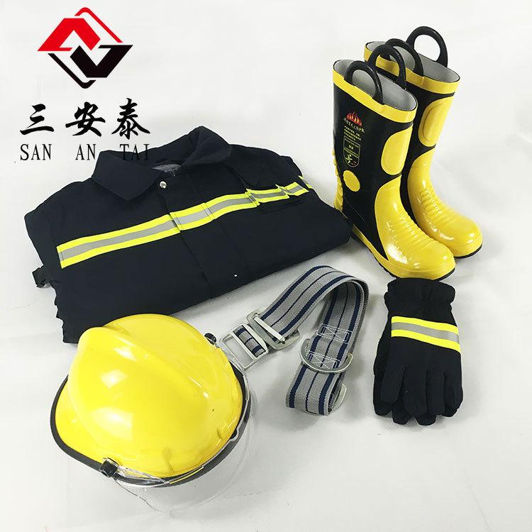 Trang phục chống cháy Cung cấp cho lính cứu hỏa