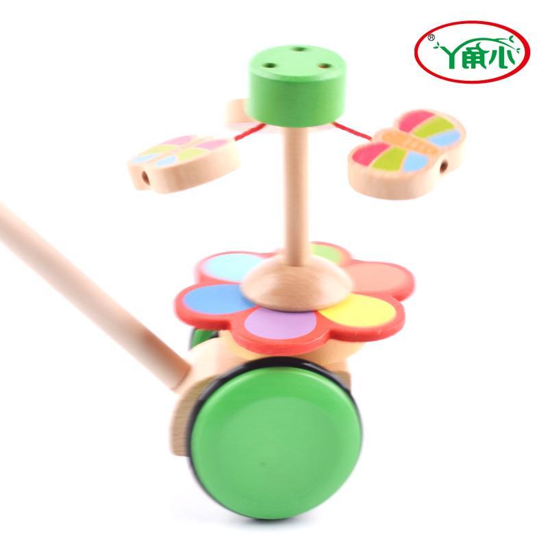 Xe đẩy đồ chơi tập đi cho trẻ có nhạc