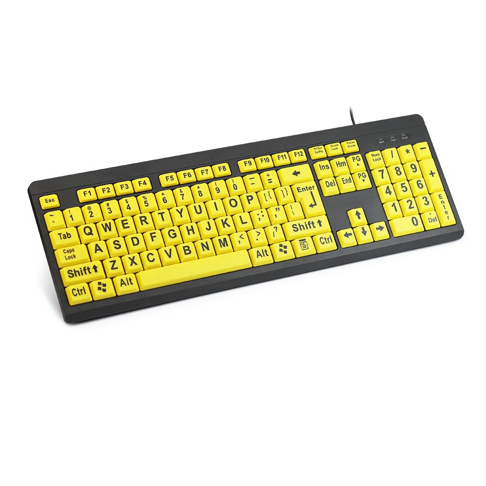KAERBO - Bàn phím Máy tính để bàn có dây T501