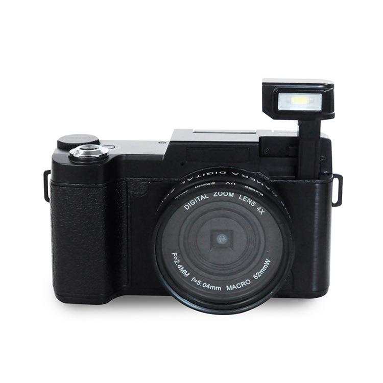 Goodpa Máy ảnh kỹ thuật số Máy quay phim kỹ thuật số HD 1080P Máy ảnh kỹ thuật số HD Máy ảnh DSLR