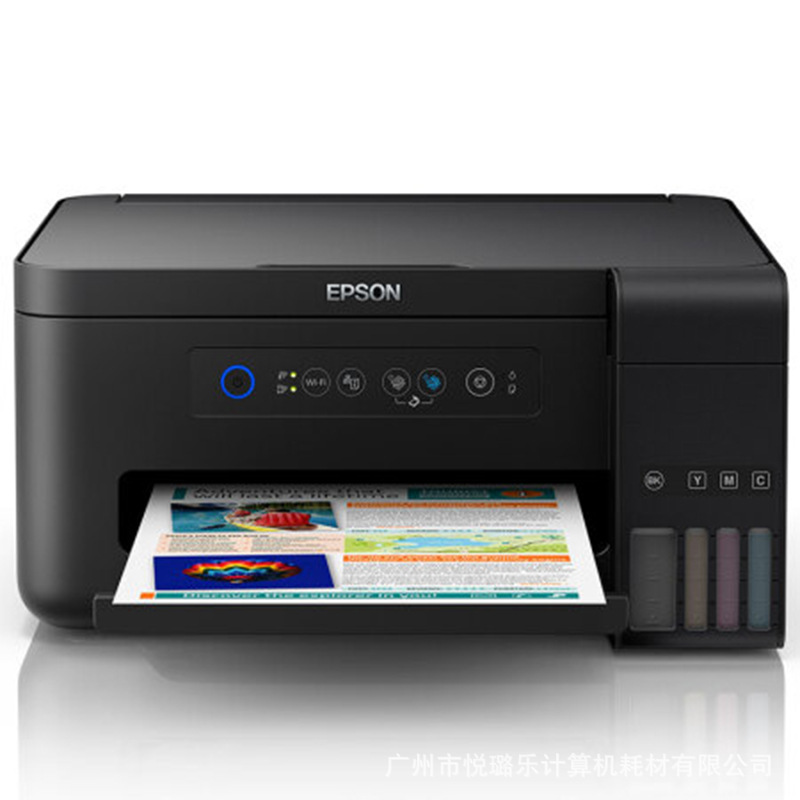 Epson Máy in mực Epson - L4158 sao chép quét WiFi