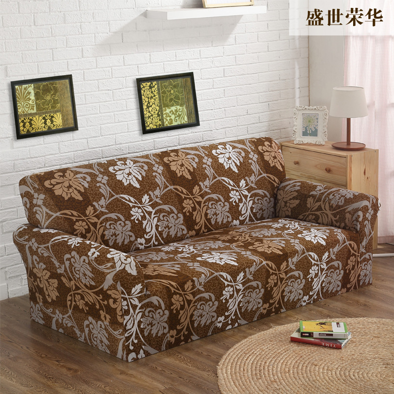 Yimaixuan Vỏ bọc Sofa / Yi Mai Xuan trải dài sofa bọc da chống trượt tất cả bao gồm sofa vải đệm kết