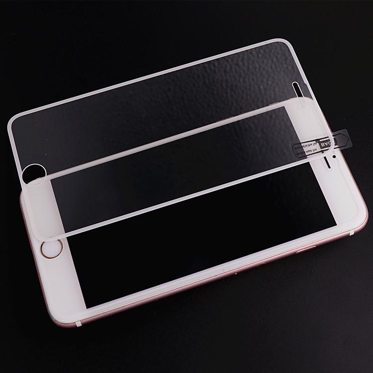 KUQI Miếng dán cường lực Áp dụng cho màng kính cường lực chống bụi iPhoneX Apple 8plus / 7 màng lụa