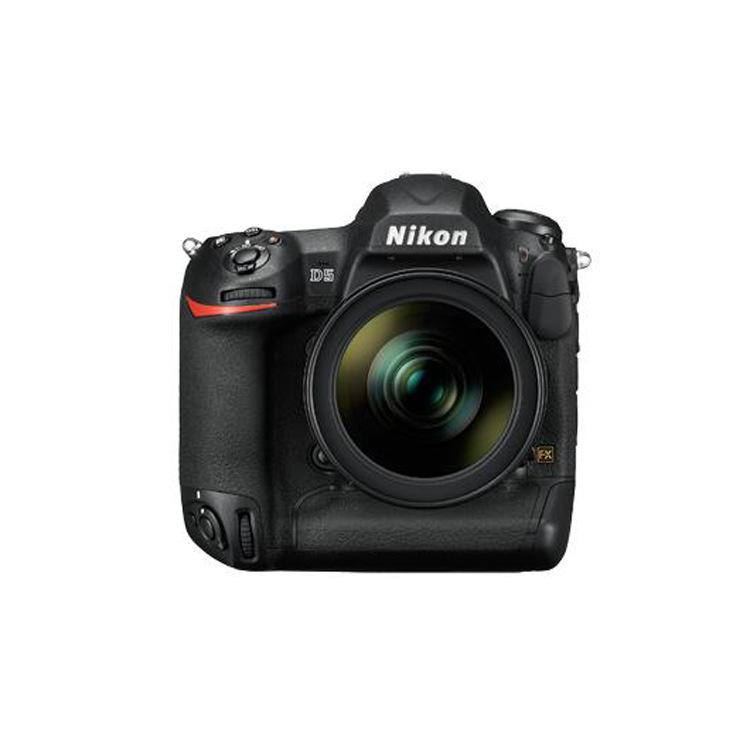 NIKON Máy ảnh phản xạ ống kính đơn / Máy ảnh SLR D5 full frame flagship máy ảnh DSLR chính hãng mới