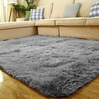 YIMEIDA thảm lót Nhà máy trực tiếp dày rửa tóc lụa chống trượt thảm phòng khách bàn cà phê phòng ngủ