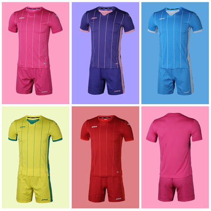 Đồ Suits Hiệu Joma , đồng phục đội nam thi đấu ngắn tay,  quần áo phù hợp bóng đá  .