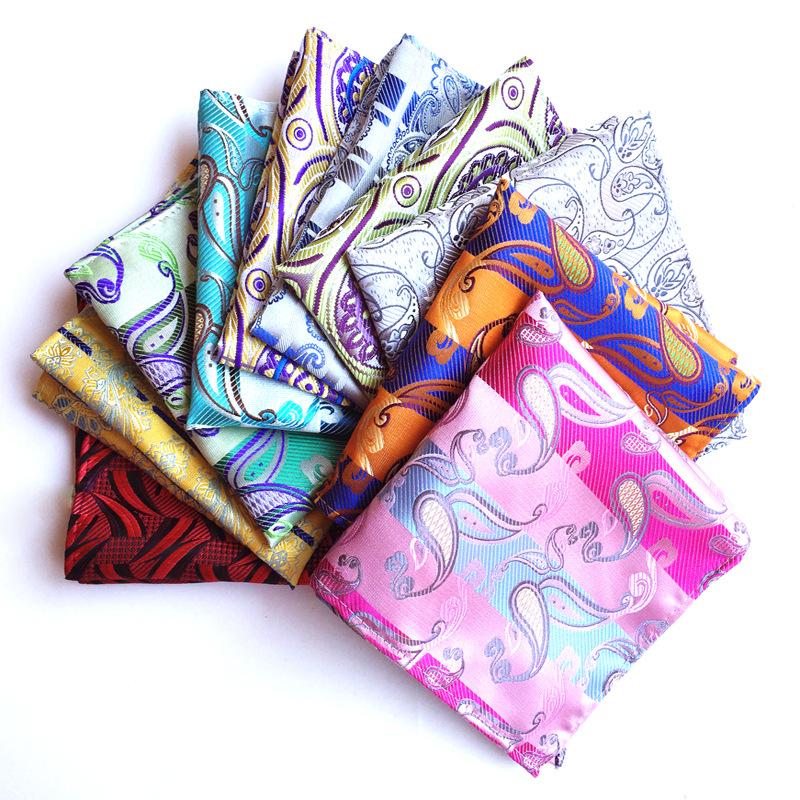 khăn tay Cung cấp túi nam khăn cưới kinh doanh nam phù hợp với túi áo khăn polyester lụa vuông khăn