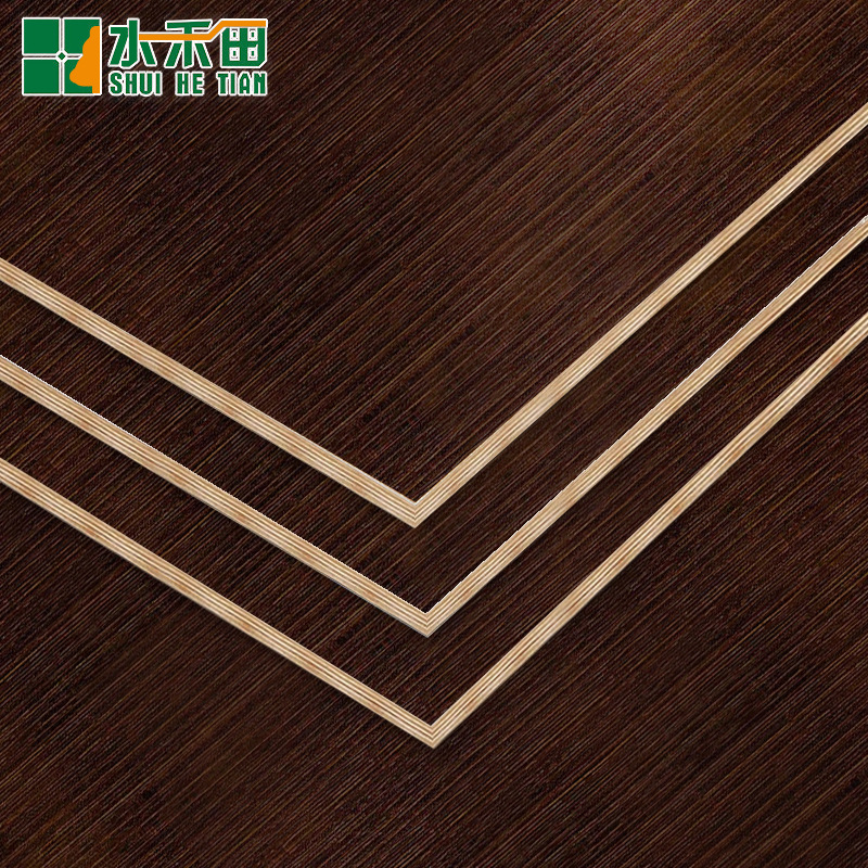 SHUIHETIAN Ván gỗ Nhà máy gỗ Datun cung cấp gỗ hổ tự nhiên gỗ veneer vàng veneer | trang trí nội thấ