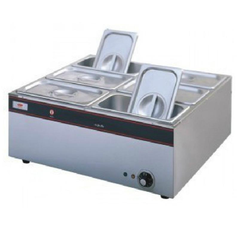 JIASITE Thiết bị nhiệt điện Nhà bếp mới Yuehai BS-6V