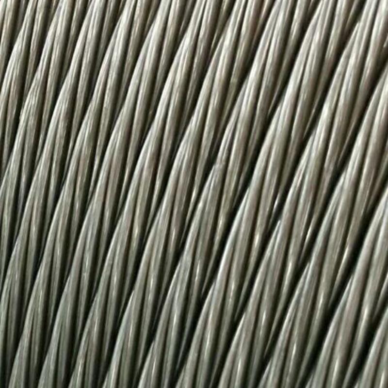 JINSHUNDE Dây cáp Sợi thép đường hầm nhiều loại sợi thép chống ăn mòn sợi thép cầu ứng lực trước tùy