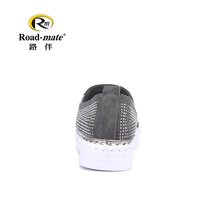 Giày Lười thể thao đế cao Road·Mate cho Nữ , giúp Tăng chiều cao .