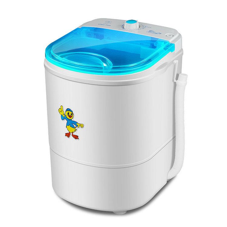 TAIBOSI Máy giặt Nhà máy trực tiếp máy giặt mini bán tự động sinh viên ký túc xá máy giặt máy giặt n