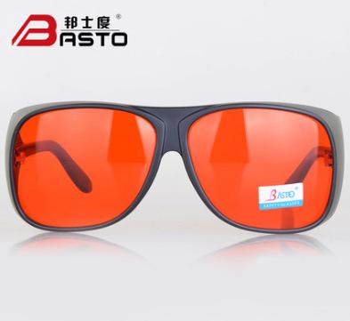 BASTO Kính bảo hộ Kính laser chuyên nghiệp Bangshidu / kính công nghiệp / bảo vệ ánh sáng mạnh 1064/