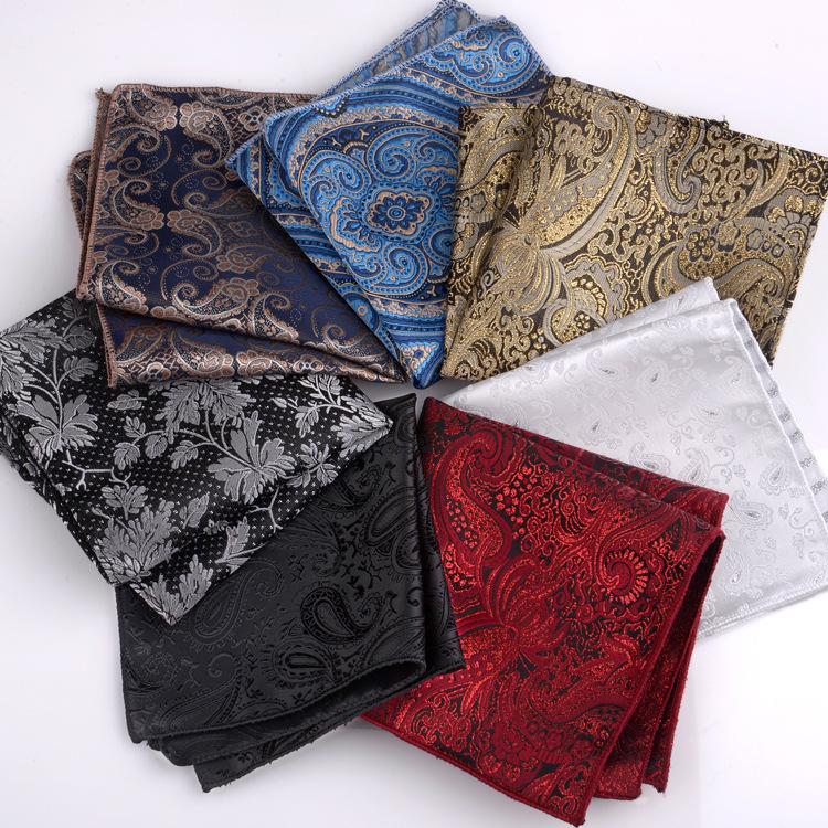 khăn tay Anh retro mẫu túi vuông khăn quàng cổ Nam phù hợp với túi khăn khăn tay phiên bản Hàn Quốc