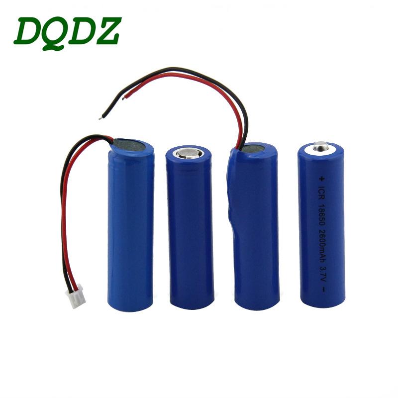 DQDZ Pin Lithium-ion Pin lithium 18650 pin 3.7v lithium ion 18650 pin lithium 2000mAh pin sạc 18650