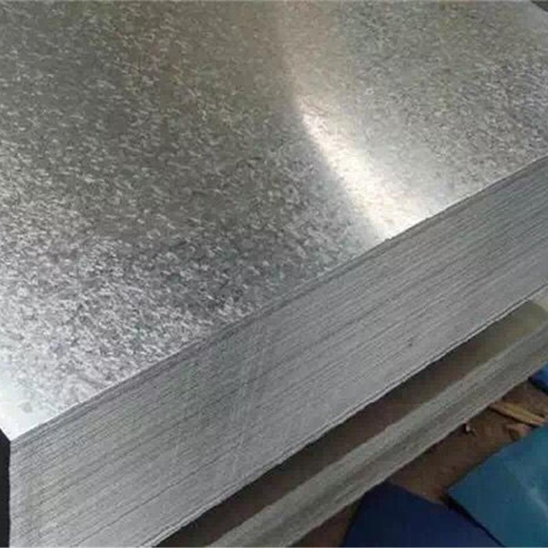 Thép tấm mạ kẽm SGC340 , chất lượng cao .