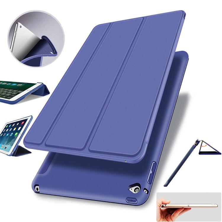 SHANGPINGAO Bao da silicon cho máy tính bảng ipad