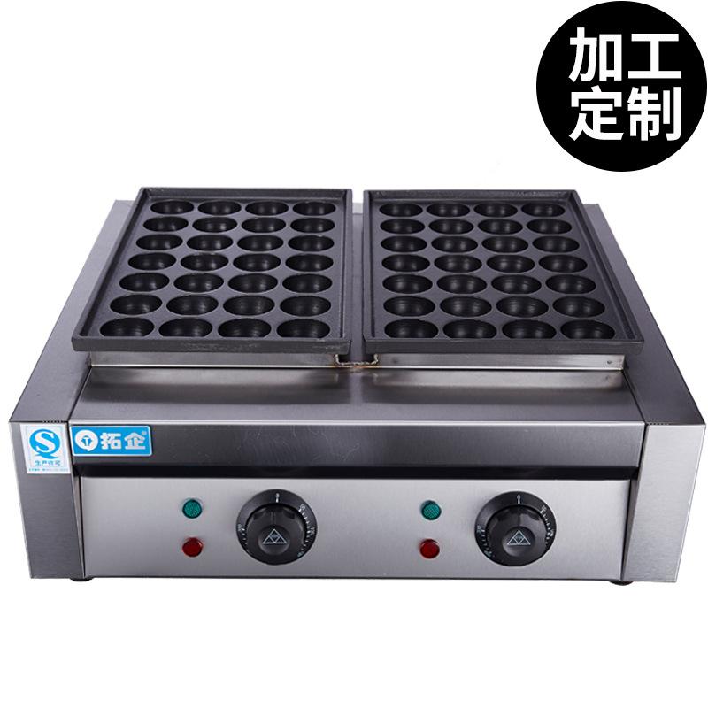 TUOQI Thiết bị nhiệt điện , bếp làm bánh bạch tuột .