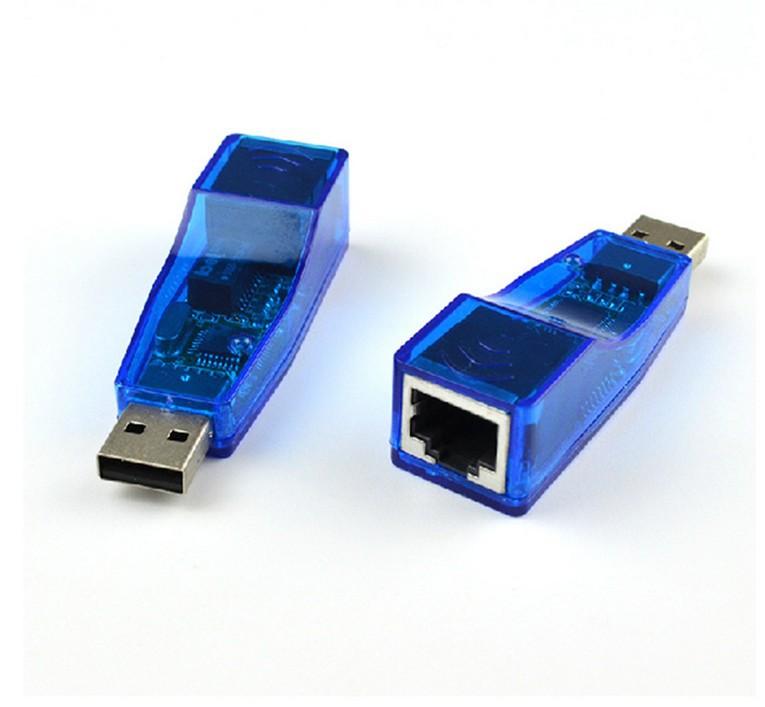 ZHONGXING Card mạng cáp USB USB LAN PC card mạng máy tính máy tính xách tay card mạng USB to RJ45 ca