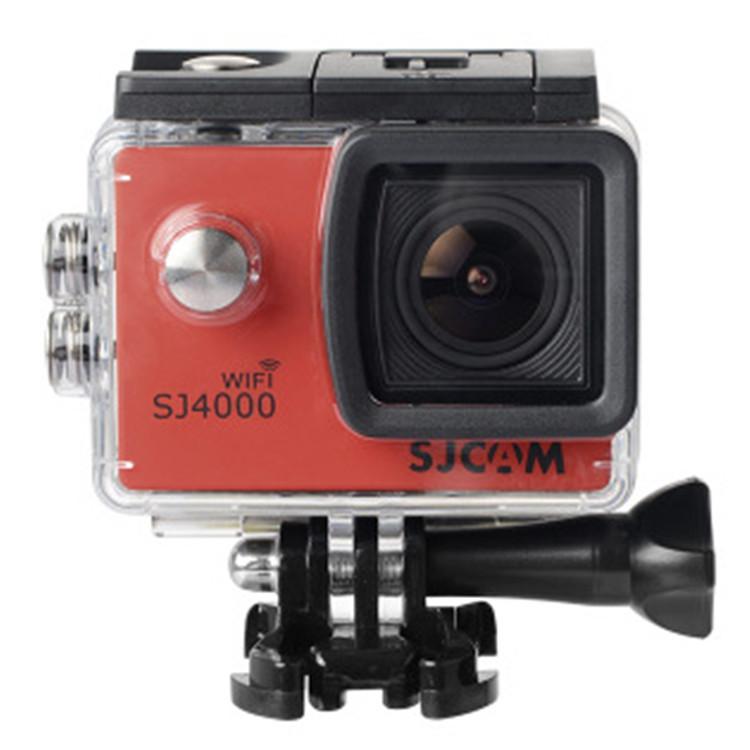 Vikewe Máy ảnh thể thao Chuyển động quay. SJCAM SJ4000WIFI 2.0 DV