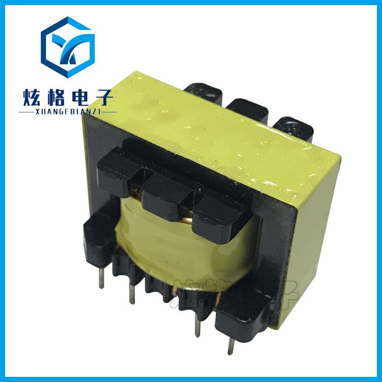 Máy biến áp đứng EE28 Máy biến áp cao tần EE28 Bộ cấp nguồn LED sạc đặc biệt