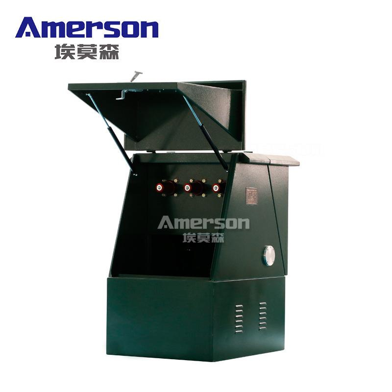 Emerson Hộp phân phối cáp Hộp nhánh cáp Emerson 10kv DFW-12/630 một thành một hộp phân phối cáp điện
