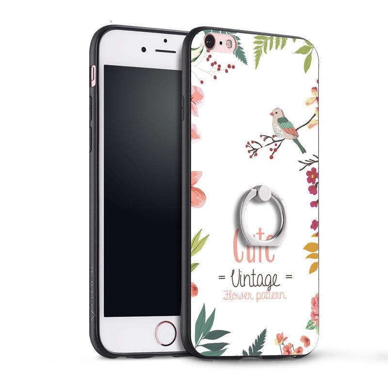 MISIJI Ốp lưng Iphone 6 Ốp lưng điện thoại di động Apple 6 iphone6s cho thời trang hai trong một bao