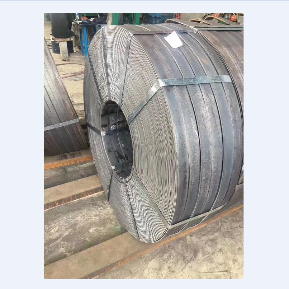 HONGDA Tôn cuộn Nhà máy Quảng Đông trực tiếp bảo vệ môi trường công nghiệp thép mạ kẽm dải Q235 cán
