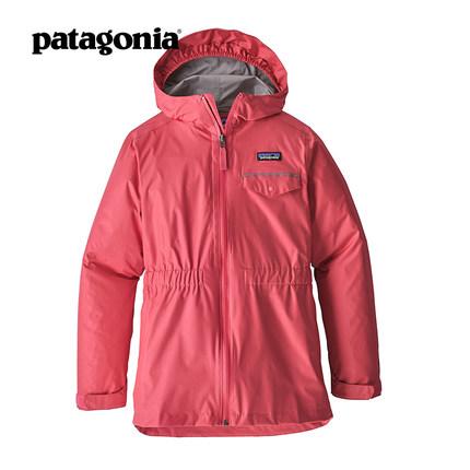 Áo khoác trẻ em  Patagonia Áo khoác nữ Patagonia Torrentshell không thấm nước và thoáng khí thoải má