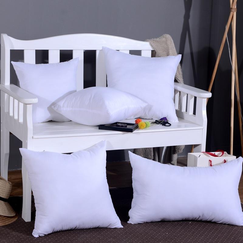 Bộ Gối Ngủ Đầu giường hình chữ nhật , màu Trắng .