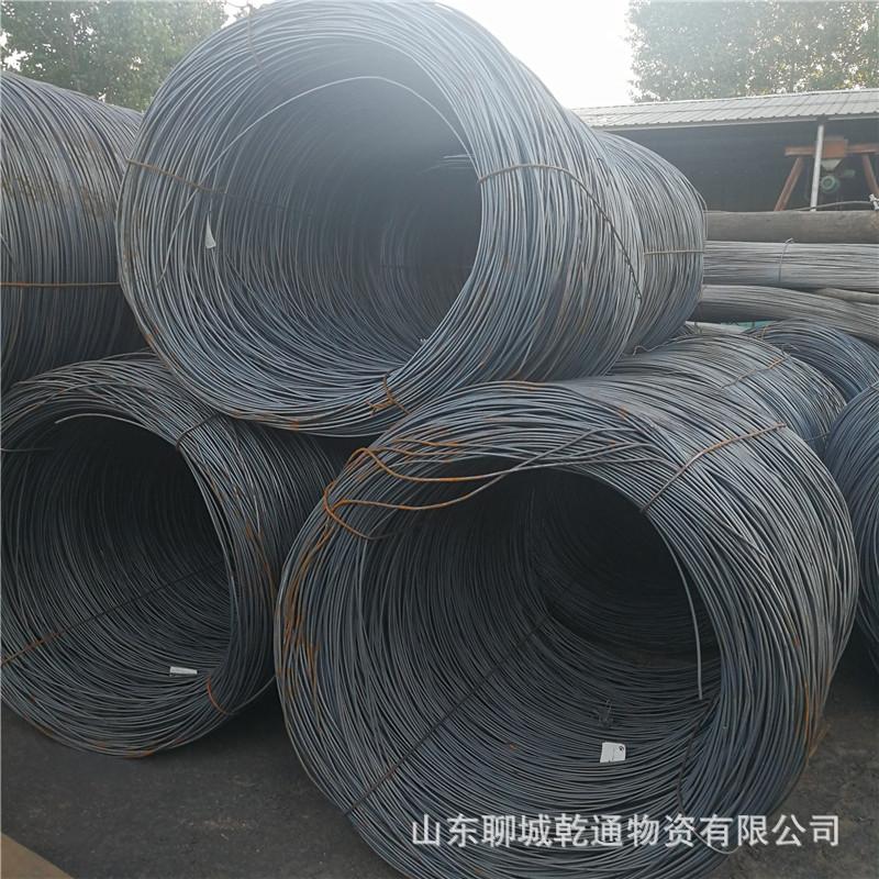Thị trường thép : dây thép q235 vòng tròn .
