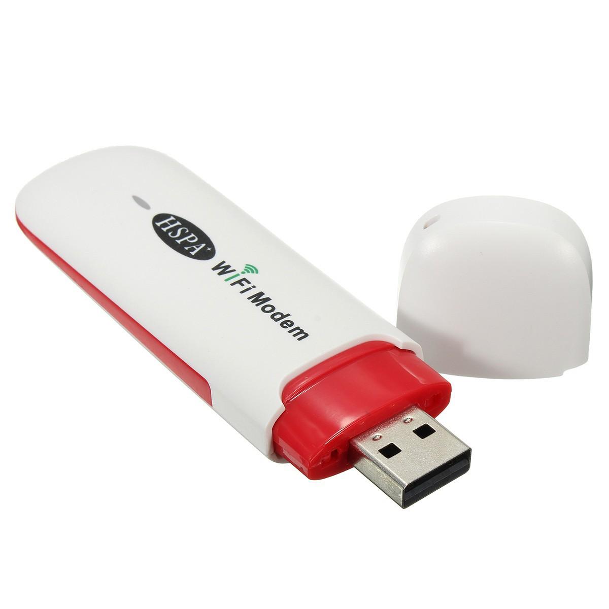 USB 3G/4G không dây HSPA + dongle Ufi