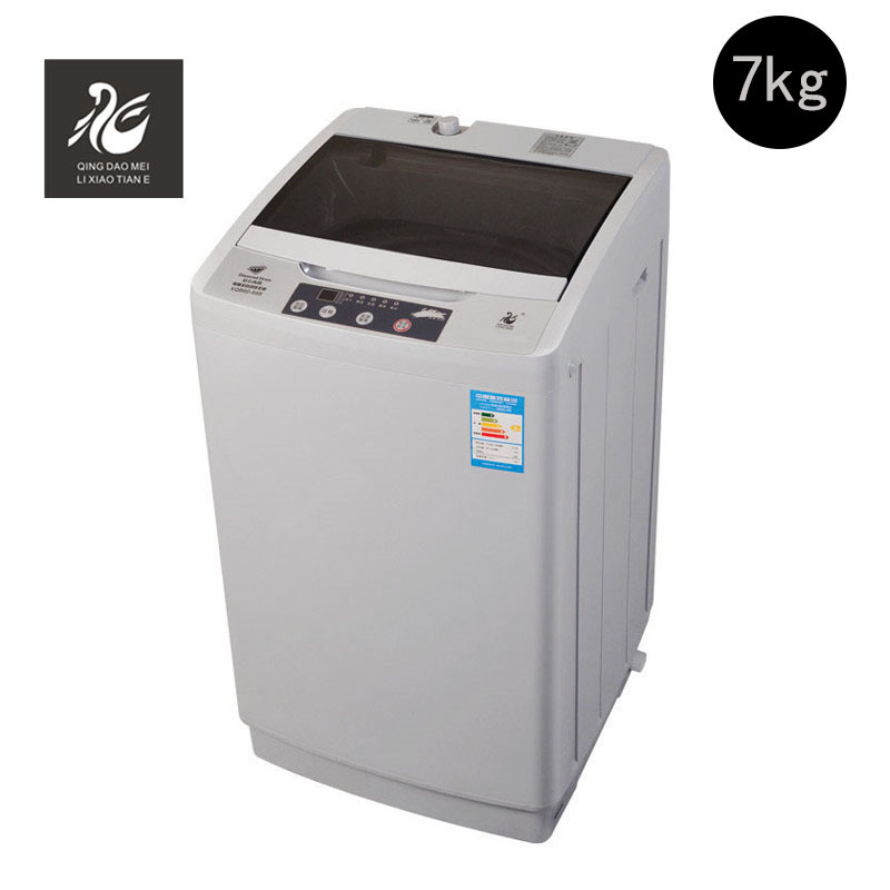 QINGDAOMEILIXIAOTIANE Máy giặt Công nghệ mới 7kg, máy giặt tự động công suất lớn thông minh quốc gia