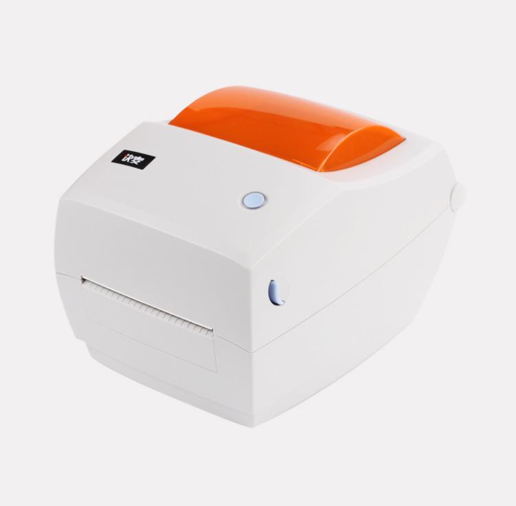 KUAIMAI Máy in nhanh KM118 máy in đơn máy in nhiệt nhãn mã vạch