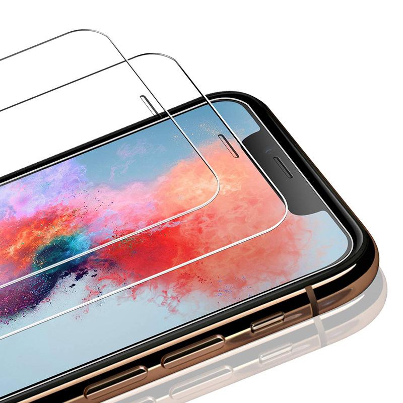 MOMI Miếng dán cường lực Áp dụng iphonex toàn màn hình phim cường độ 10D với bo mạch màn hình iphone