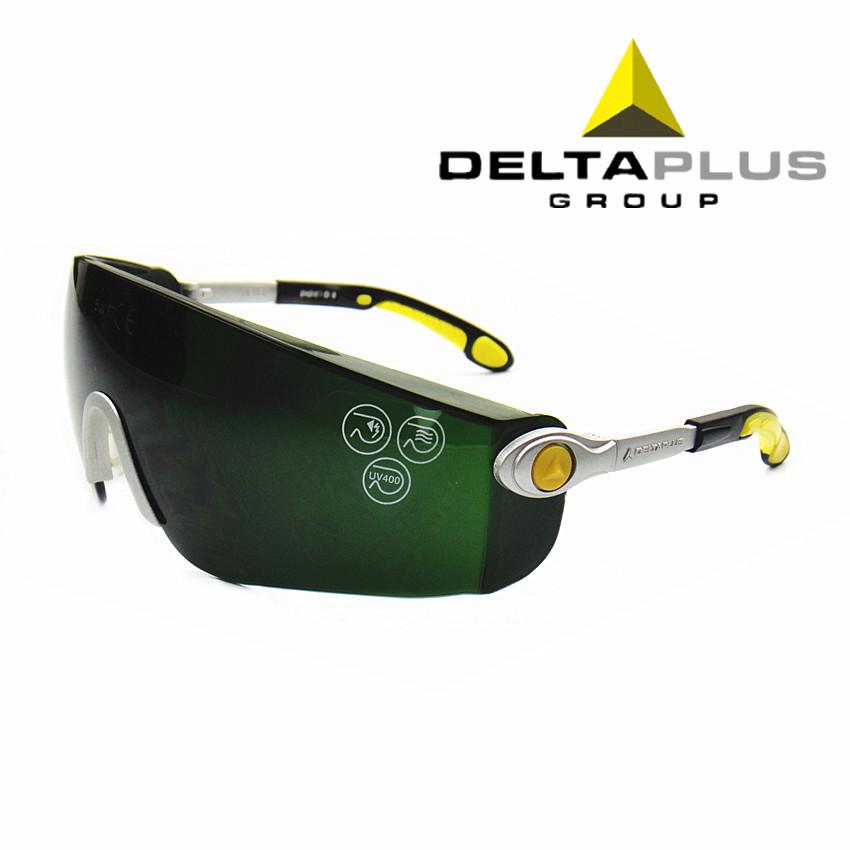 Delta Kính hàn Kính bảo hộ Delta 101012 đi xe đạp hàn hàn khí hàn UV bảo vệ kính