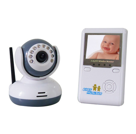 GTW Thiết bị giám sát : camera và Màn hình kỹ thuật số không dây 2,5 inch