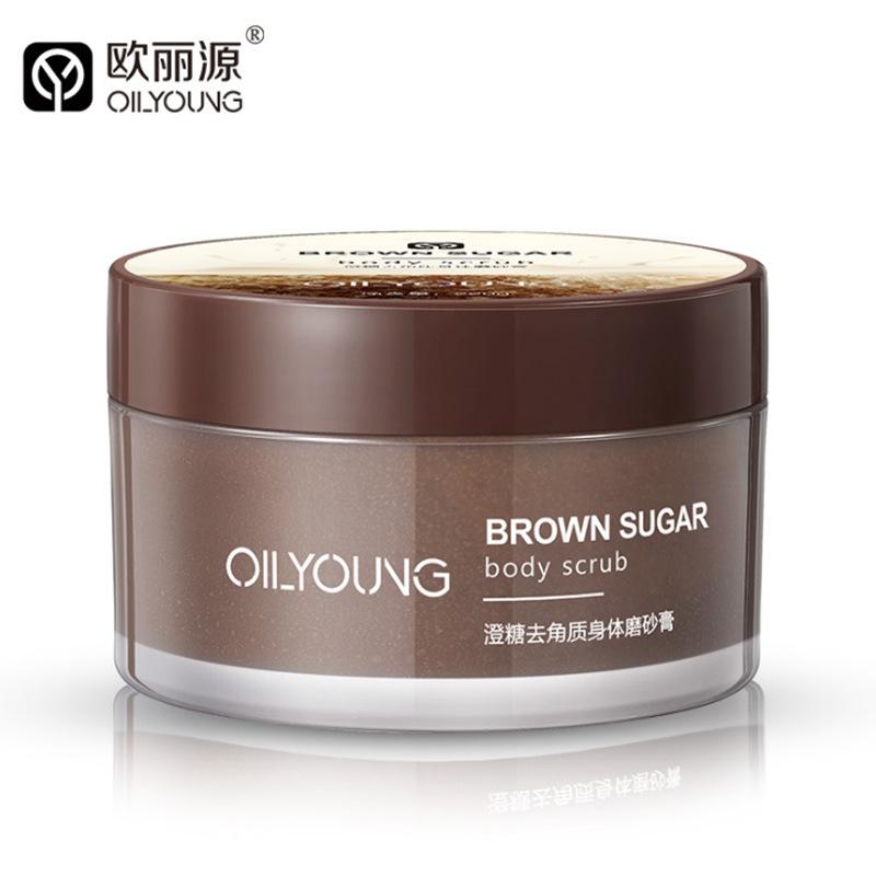 OILYOUNG Kem tẩy tế bào chết Tẩy da chết bằng đường tại chỗ ou Liyuan Cheng tẩy tế bào chết bằng muố