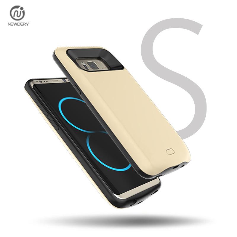 XINDELI Pin sạc dự bị Áp dụng cho màn hình cong Samsung s8plus / S8 mà không cần pin cằm mềm, có pin