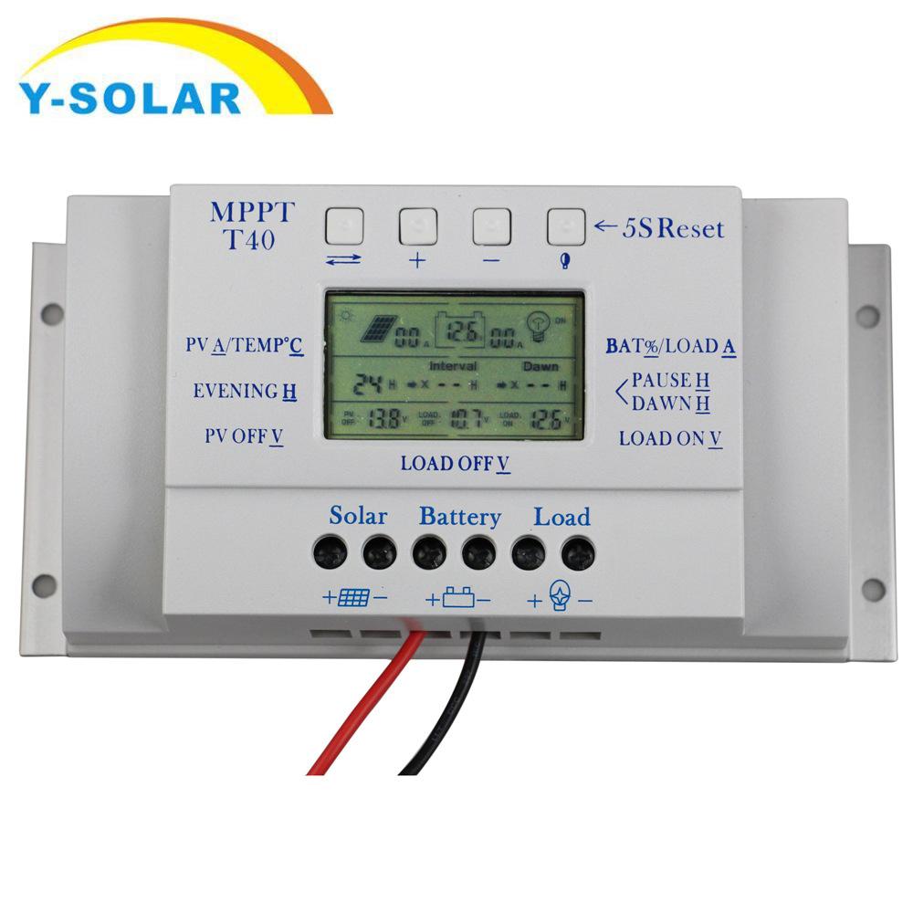Mạch bo Bộ điều khiển PWM năng lượng mặt trời chuyên dụng xuyên biên giới MPPT40A có thể cải thiện 3