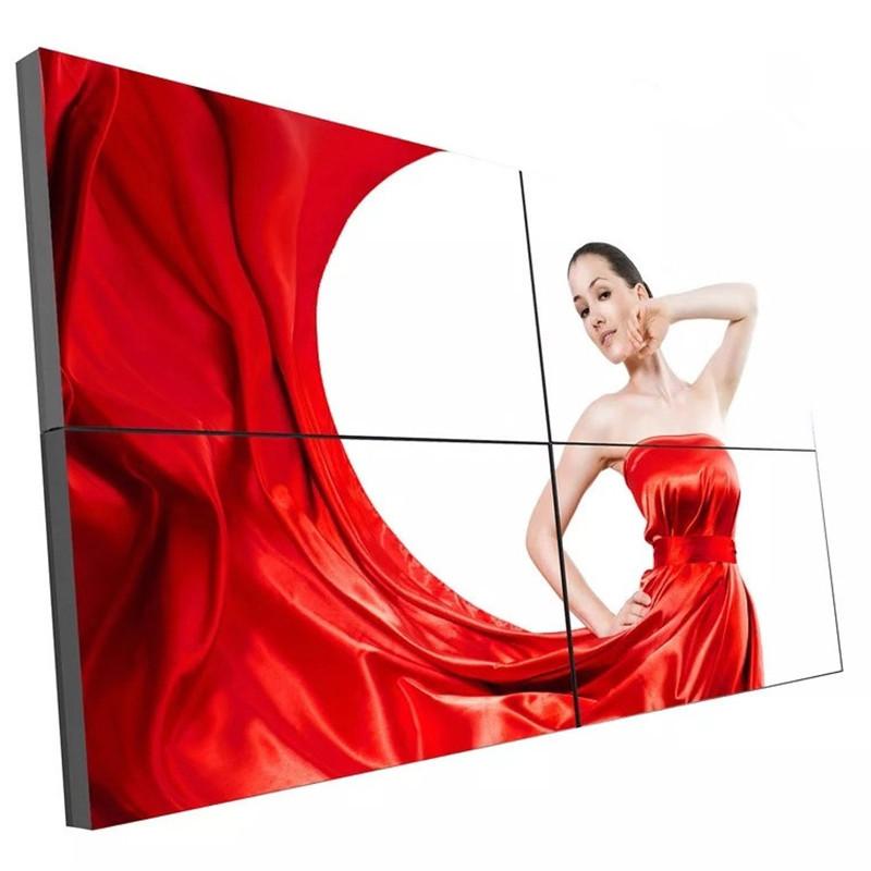 Hongyi Thiết bị giám sát Technology Hệ thống giám sát an ninh màn hình LCD 65 inch nối màn hình HD n