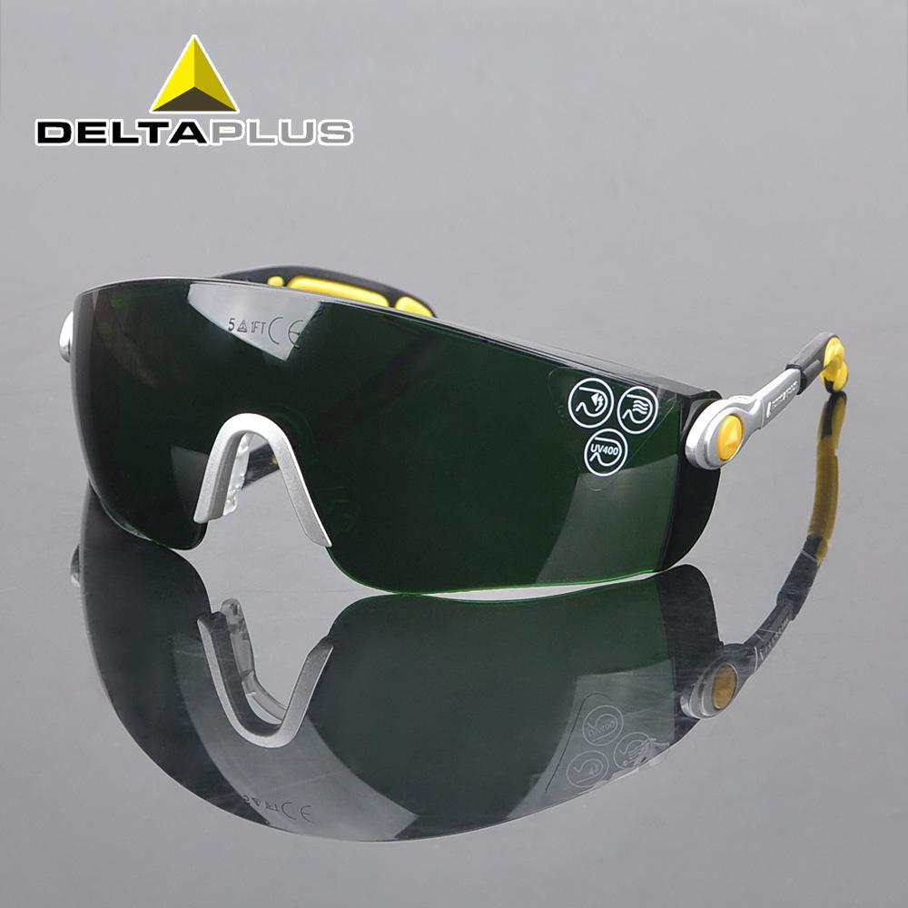 Delta Kính hàn Delta 101012 hàn kính hàn thợ hàn kính bảo vệ hàn kính râm chống đỏ UV