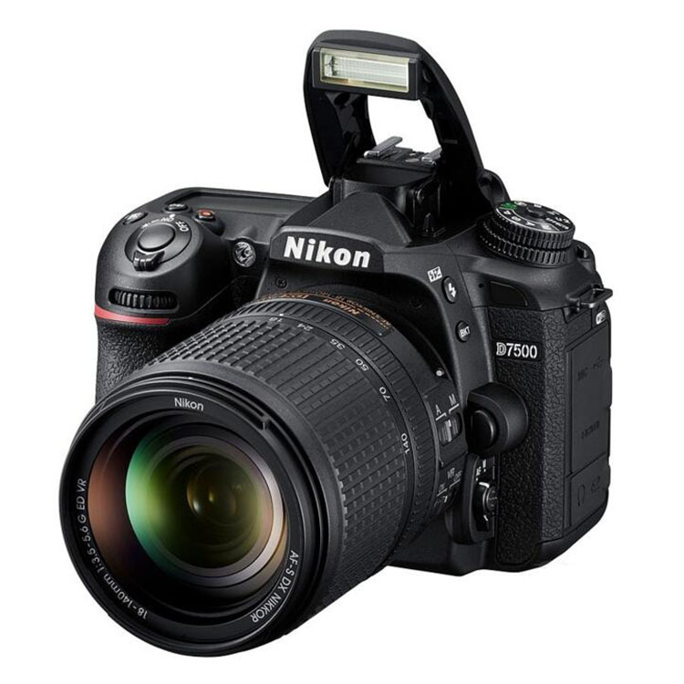 NIKON Máy ảnh phản xạ ống kính đơn / Máy ảnh SLR Máy ảnh DSLR bán buôn D7200 D7500 chính hãng bán bu
