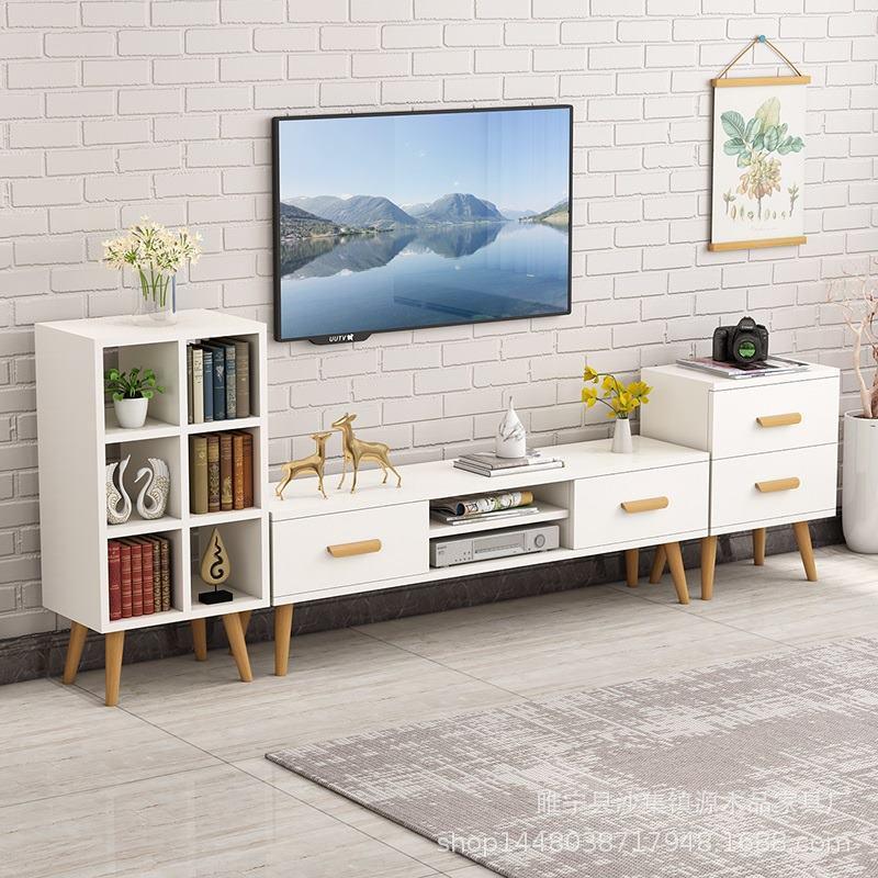 Kệ Tủ Gỗ Tivi với thiết kế đơn giản, hiện đại đa chức năng .