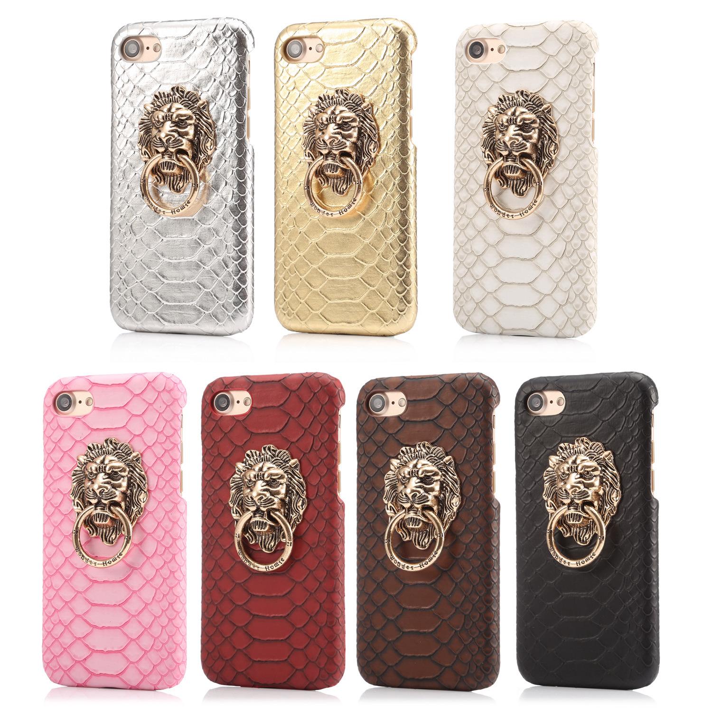 iphone   Thị trường phụ kiện di động  Điện thoại xa hoa iphone7 vỏ kim loại trừ cái đầu sư tử 7plus