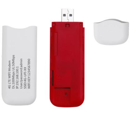 LTER USB 3G/4G FDD / HSPA + 4G
