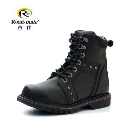 Giày Da Ống đế cao Dành cho Nữ Hiệu : Road·Mate